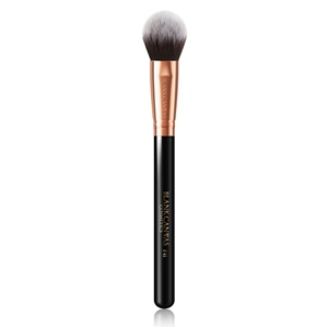 F41 Flat Tapered Cheek Brush (Option: Metallic Champagne Pink)