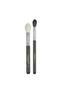 Blank Canvas Cosmetics  One Stop Contour and Blush Brush Set