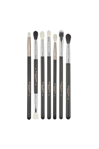 Blank Canvas Cosmetics  One Stop Smokey Eye Brush Set