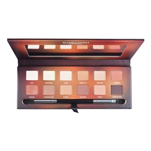 Blank Canvas Cosmetics  Master Series Eyeshadow Palette One
