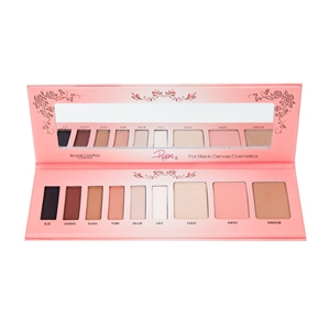 Blank Canvas Cosmetics  Pippa For Blank Canvas Palette
