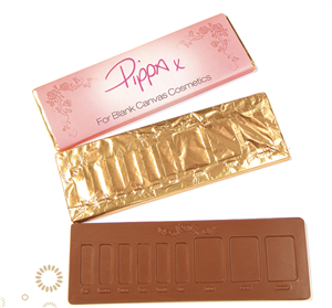 Blank Canvas Cosmetics  Pippa Chocolate