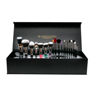 Pro MUA - Professional 21 Piece Brush Set with Spiral Display