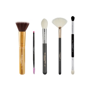 Blank Canvas Cosmetics  The Basics Brush Set