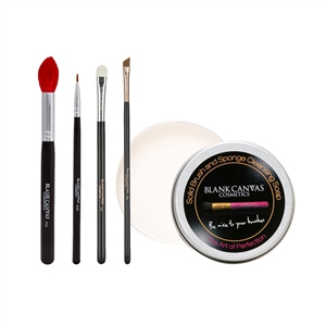 Blank Canvas Cosmetics  Halloween Horror Brush Set