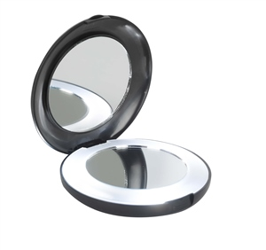 Blank Canvas Cosmetics  LED compact Mirror