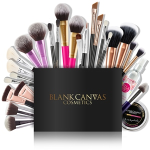 Blank Canvas Cosmetics  Back to Work Bundle 1