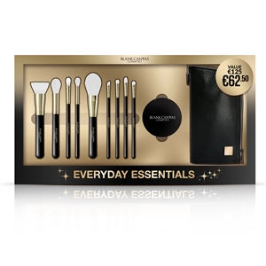 Blank Canvas Cosmetics  Everyday Essentials 11 Piece set