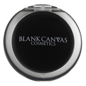 Blank Canvas Magnifying Compact Mirror