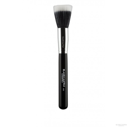 F03 Large Duo Fibre Stipple Brush  - Click to view a larger image