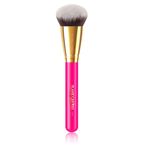 F06 Bevelled Foundation and Contour Brush  - Click to view a larger image