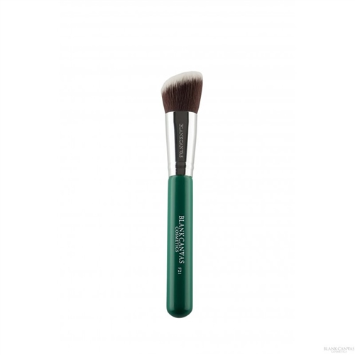 F21 Angled Contour Face Brush  - Click to view a larger image