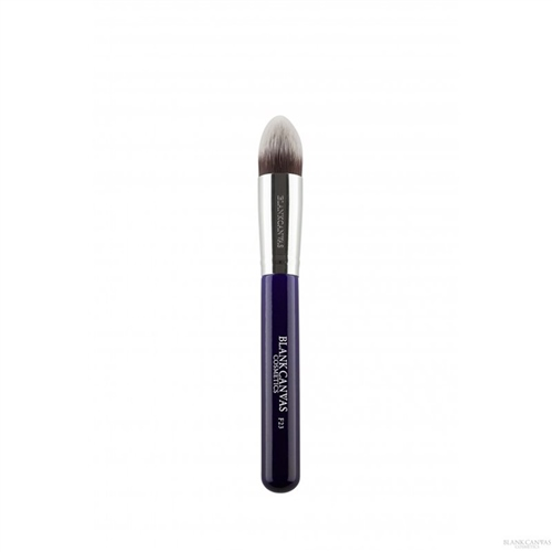 F23 Pointed Tip Face Brush  - Click to view a larger image