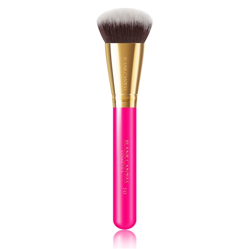 F43 Flat Round Multi Face Brush  - Click to view a larger image