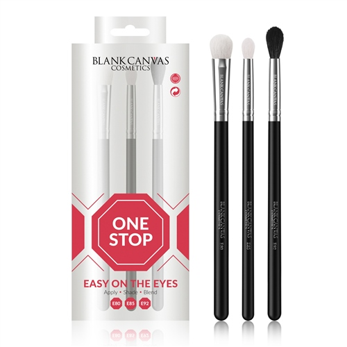 Easy On The Eyes One Stop Brush Set