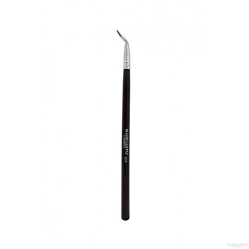 E39 Bent Eye Liner Brush  - Click to view a larger image