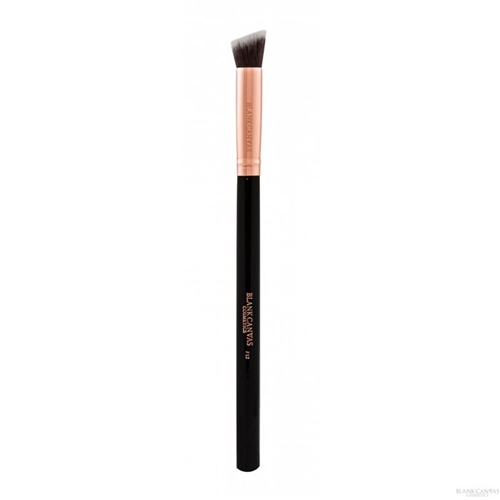 F12 Angled Flat Eye Brush  - Click to view a larger image