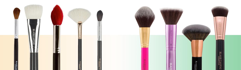 Natural Vs Vegan Makeup Brushes